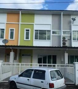 Double Storey Terrace Intermediate. Miri