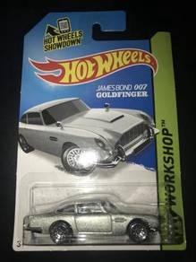 Hot Wheels ASTON MARTIN 1963 DB5, GOLDFINGER™