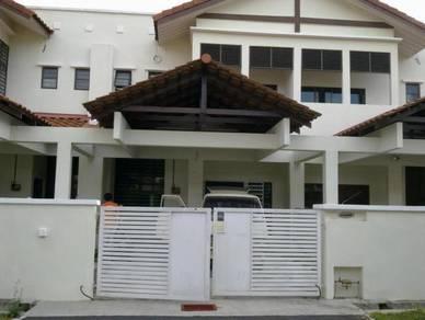 Rumah Teres 2 Tingkat, Taman Nilam Sari