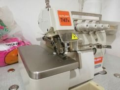 Siruba 747k overlock machine