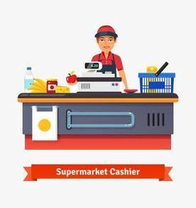 Cashier / Juruwang - Kepong