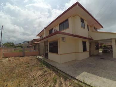 Double Storey Semi Detached House, Jalan Sibiyu