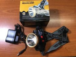 LED Rechargeable High Power Headlamp Headlight Y