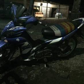 2011 Yamaha Lagenda 115