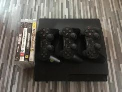 Sony Playstation 3 320GB with games