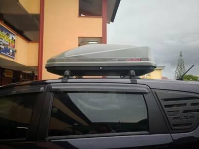 Roof Box untuk disewa