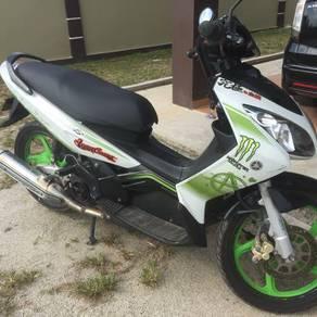 2008 Yamaha Nouvo S