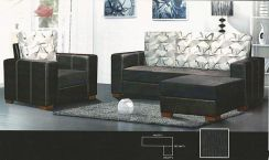 Contain l-shape sofa-851