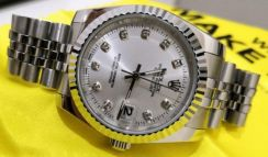 Used datejust jewel gmt fashion watch like new