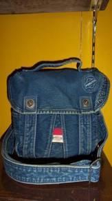 Porter sling bags jeans vintage