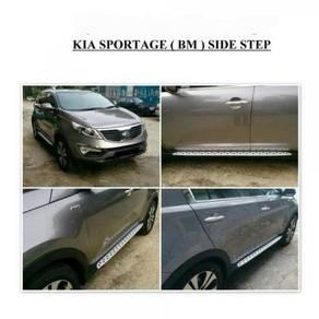 Kia sportage (bm style) running board