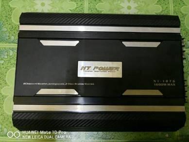 Power amp dan preamp
