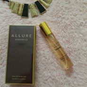 Allure sensuella by chanel perfume