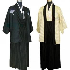 Jepun Man Kimono traditional clothing