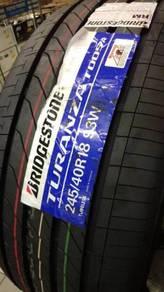 Bridgestone Turanza T005A 245-40-18 245/40/18