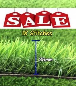 Ace C35mm Green Artificial Grass Rumput Tiruan 07