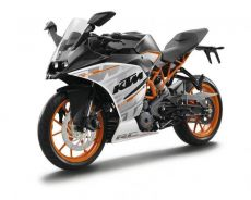 Ktm RC 250 abs(SUPER SAVE)