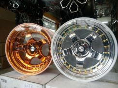 SPORT RIM WORK MEISTER S1 17x9 SUPER CHROME alza
