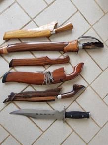Knifes Pisau