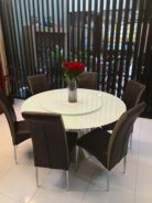 Beautiful Dining Table Set for Sale