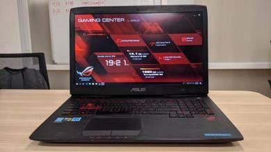 Asus ROG G751JT (i7 4710HQ, 16GB RAM, GTX 970M)