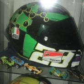 Helmet agv size L
