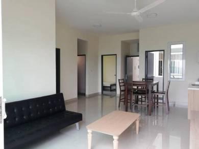 Highest Floor Furnished 3 Bedroom Mesahill, Mesamall, Nilai