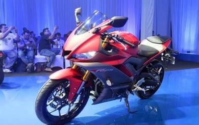Yamaha R25 (Ready Stock) Promosi End Year!!!