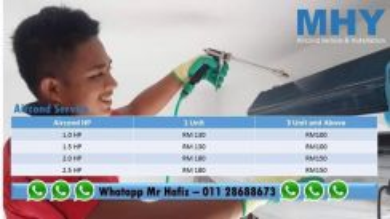 Aircond Service KL & Selangor