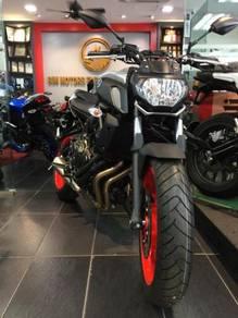 Yamaha MT-07 -CKD- Ready - 90% Credit