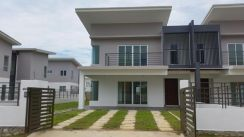 2 Storey freehold gated and guarded Semi-D near Semenyih