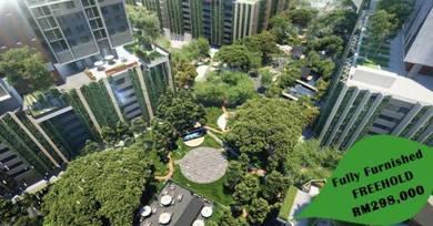 Freehold Jalan Sunway Semenyih Flexi Suites Grenepark Village