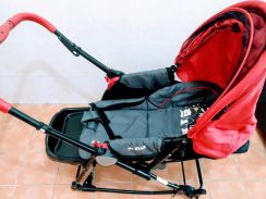 3 steps my dear stroller