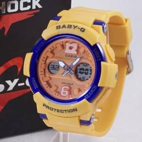Watch- Casio BABY G BGA210-4B -ORIGINAL