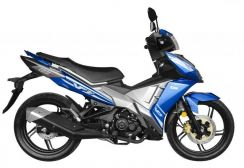 SYM VF3 185 Super Moped Lc135 Y15 RS150 FREE 18 BG
