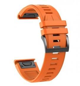 Garmin Fenix 5X Plus QuickFit OEM Orange WatchBand