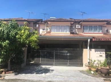 Double storey terrance house at PAKATAN JAYA