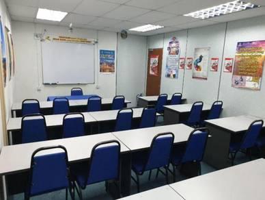 Training room untuk di sewa