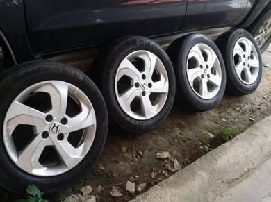Rim Honda City 2014(15 inch)