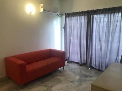 Abadi indah Condo 3 bedroom with balcony Newly Refurbished Taman Desa