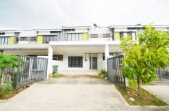 FREEHOLD, NEW HOUSE, 2 Storey Terrace Link House, Semenyih Parklands