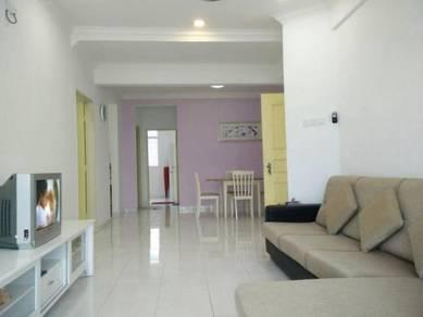 3 bedroom / vista seri alam / below market price 15% / full loan