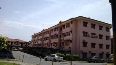Sri Maju Apartment 2nd floor corner