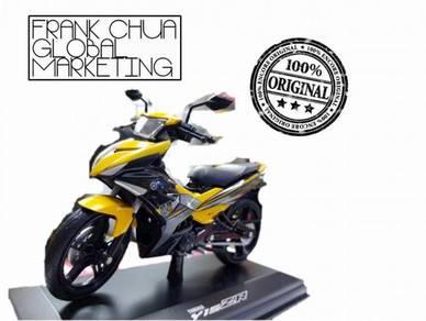 Yamaha Y15ZR Miniature Limited Edition Yellow