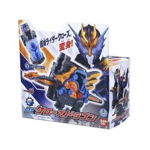 Bandai Kamen Rider Build DX Cross-Z Dragon