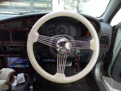 Wood Steering Sport Classic