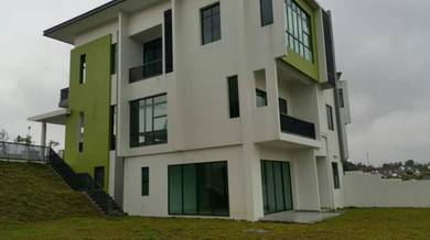 New Bungalow House Rawang Kota Emerald West The Rise Anggun City