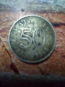 Syiling lama 1968