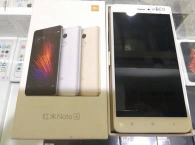 XiaoMi Redmi Note 4x Pro 3GB Ram 32GB - Fullset