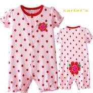 Baby jumper - short sleeves nb to 24 month bc-3448